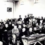 Schulklasse 1936