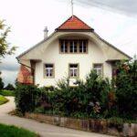 Erstes Schulhaus von 1795