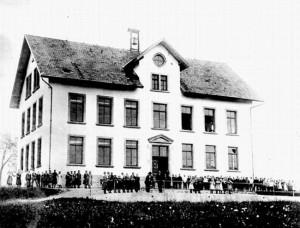 Einweihung Neubau 1902