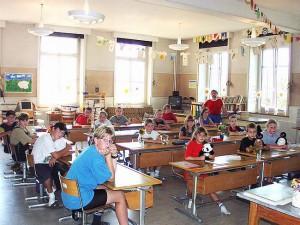 Klasse von 2001/2002